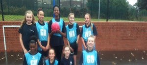 Y8 Netball Victory!