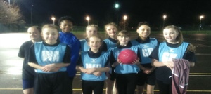 Y8 Netball Success!
