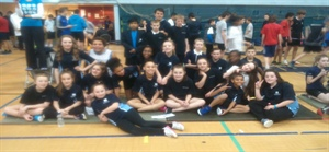 Sportshall Athletics School Sports Games