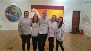 Y13 Performing Arts Group